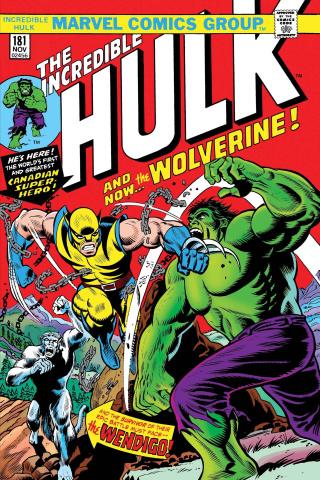 The Incredible Hulk #181 (Facsimile Edition)