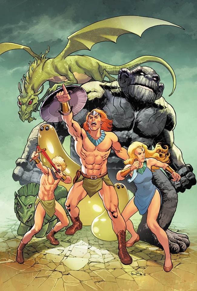 Future Quest Presents #11 (Variant Cover)