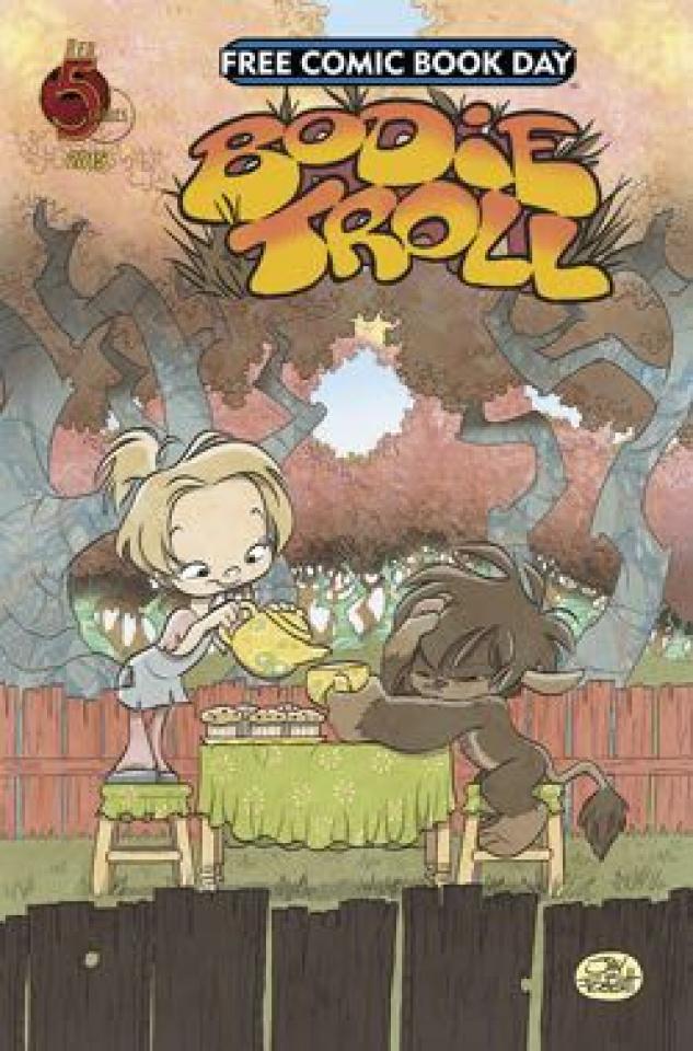 Bodie Troll & Friends