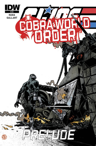 G.I. Joe: Cobra World Order Prelude