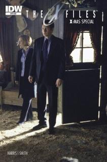 The X-Files, Season 11 #5 (Subscription Cover)