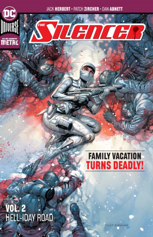 The Silencer Vol. 2: Helliday Road