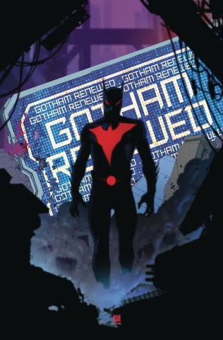 Batman Beyond #14