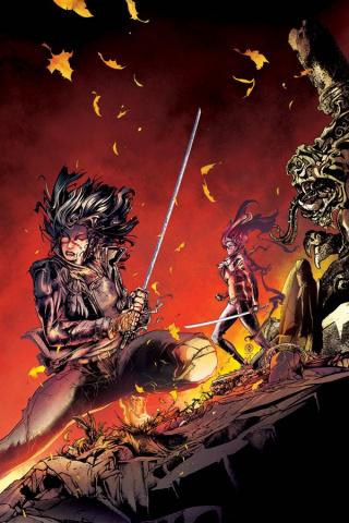 Dead Legends #1 (10 Copy Virgin Cover)
