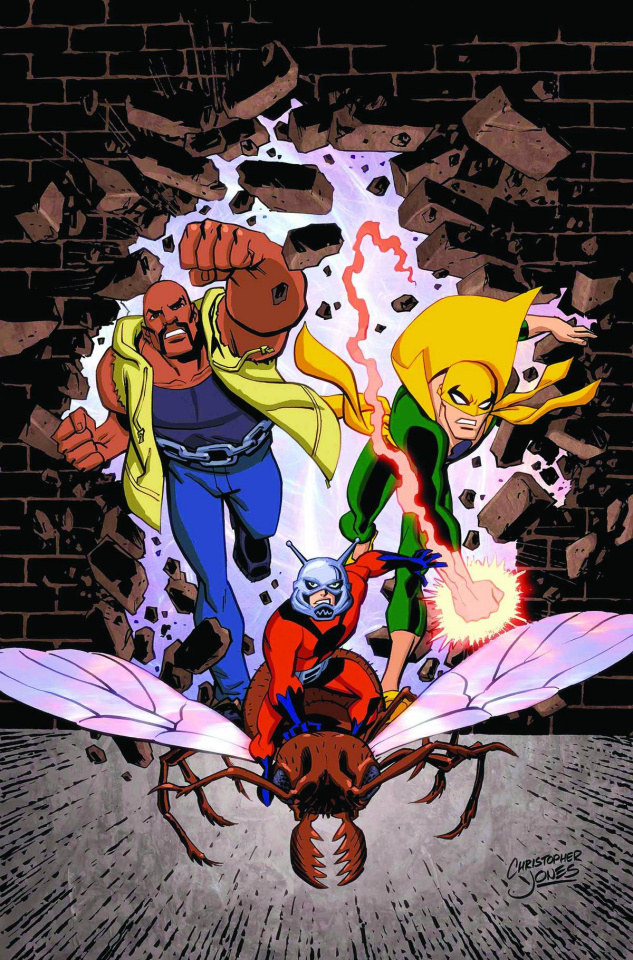 Marvel Universe Avengers: Earth's Mightiest Heroes #17
