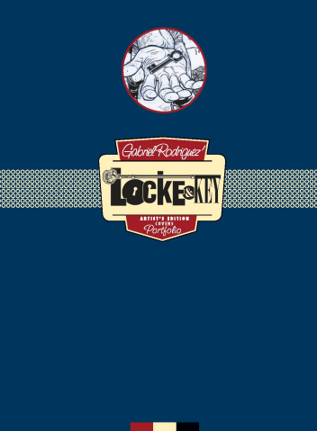Gabriel Rodriguez' Locke & Key Covers: Artist's Edition Covers Portfolio