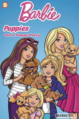 Barbie: Puppies Vol. 1: Puppy Party