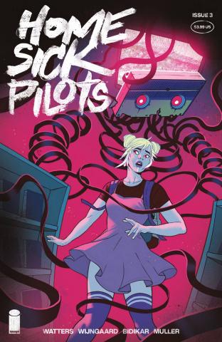 Home Sick Pilots #3 (Ganucheau Cover)