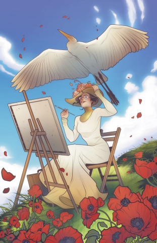 Eleanor & The Egret #1 (Free 10 Copy Elizabeth Torque Cover)