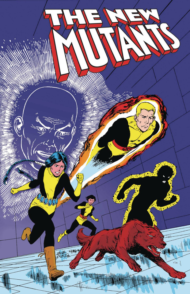 The New Mutants Vol. 1 (McLeod Cover Omnibus)