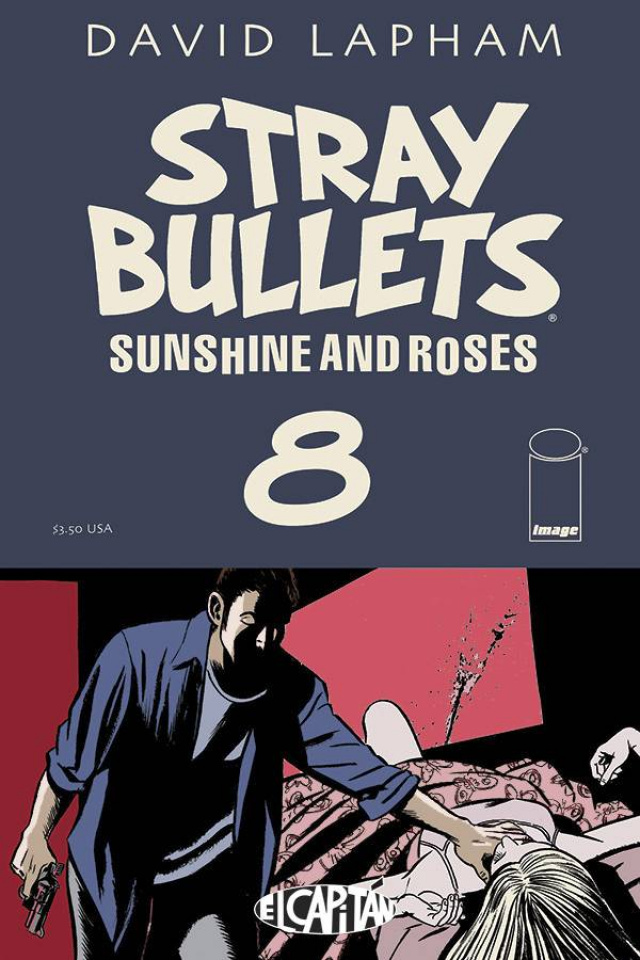 Stray Bullets: Sunshine and Roses #8