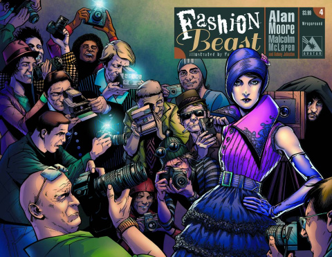 Fashion Beast #4 (Wrap Cover)