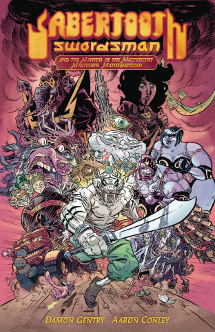 Sabertooth: Swordsman Vol. 1 (2nd Edition)