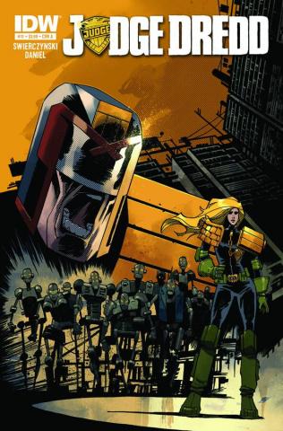 Judge Dredd #11