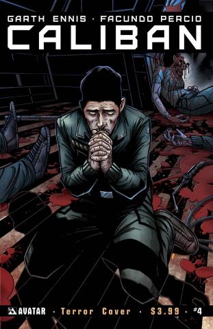Caliban #4 (Terror Cover)