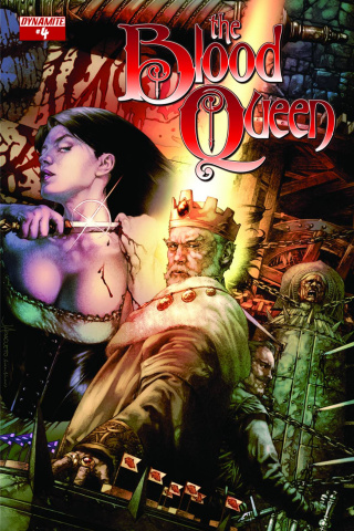 The Blood Queen #4
