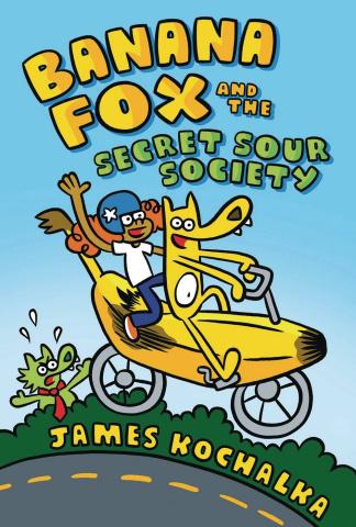 Banana Fox Vol. 1: Secret Sour Society