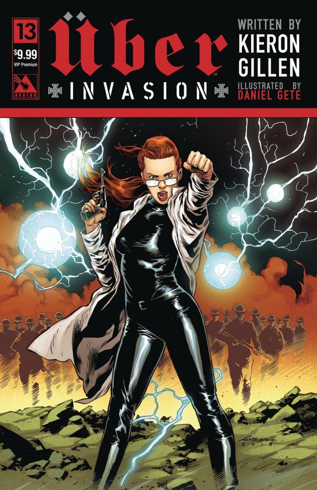 Über: Invasion #13 (VIP Premium Cover)
