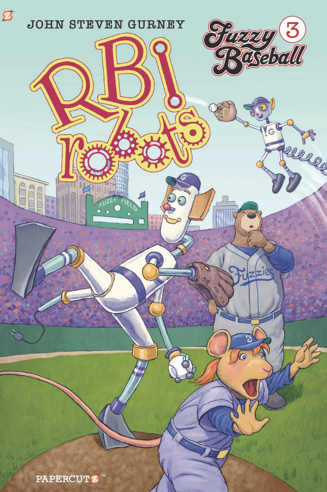 Fuzzy Baseball Vol. 3: RBI Robots