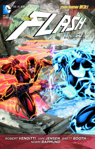 The Flash Vol. 6: Out of Time