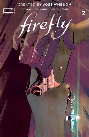 Firefly #2 (3rd Printing)
