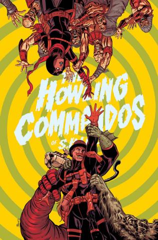 The Howling Commandos of S.H.I.E.L.D. #5