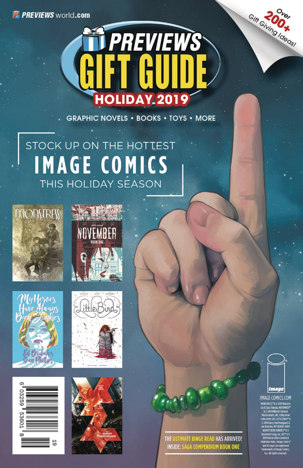 Previews Holiday Gift Guide 2020