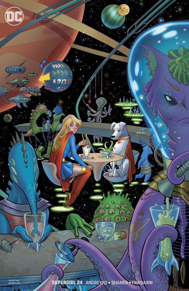 Supergirl #24 (Variant Cover)