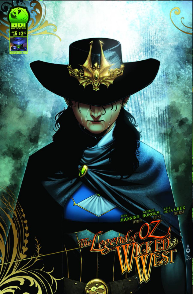 The Legend of Oz: The Wicked West #15