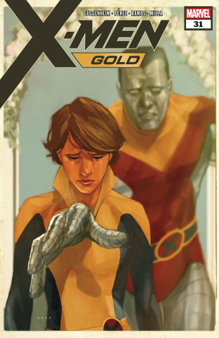 X-Men: Gold #31