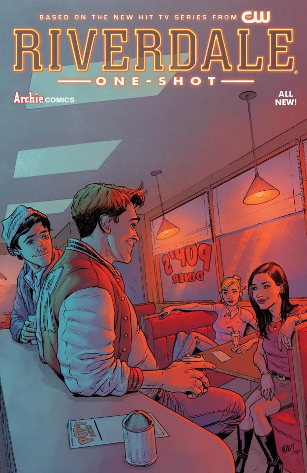 Riverdale #1 (Adam Gorham Cover)