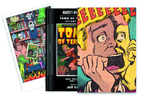 Harvey Horrors: Tomb of Terror Vol. 2 (Slipcase Edition)