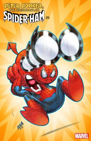 Spider-Ham #3 (Nakayama Cover)