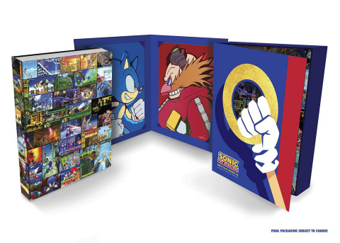 Sonic the Hedgehog Encyclospeedia (Deluxe Edition)