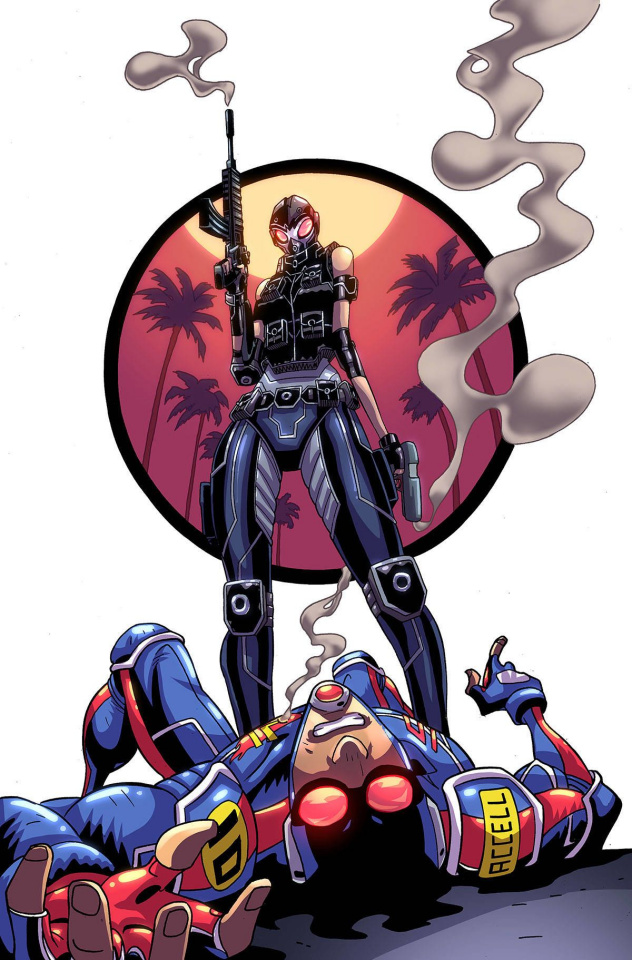 Catalyst Prime: Accell #11