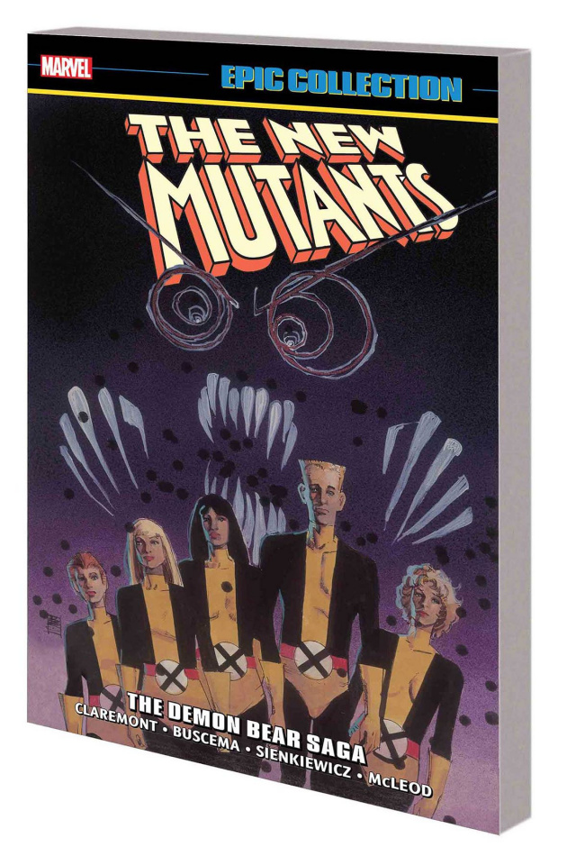 The New Mutants: The Demon Bear Saga (Epic Collection)