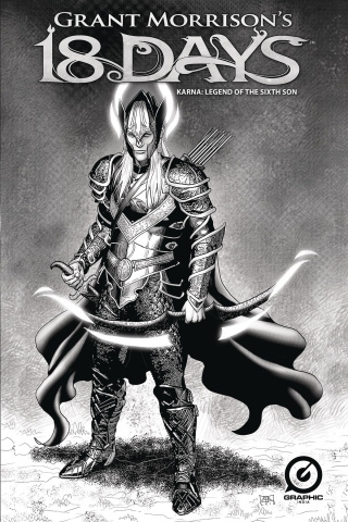 18 Days: Karna - Legend of the Sixth Son #1 (Limited Edition Cover)