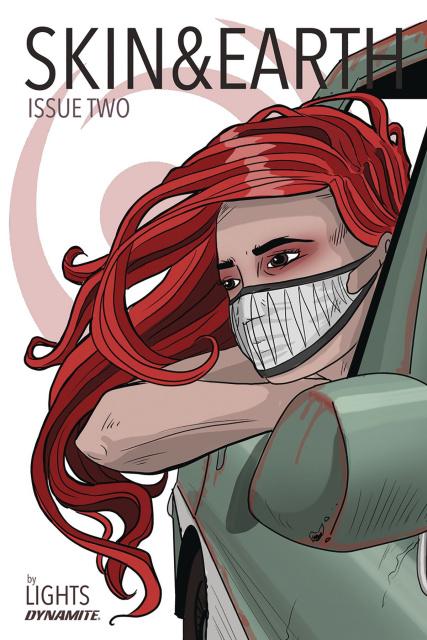 Skin&Earth #2 (Mask Cover)