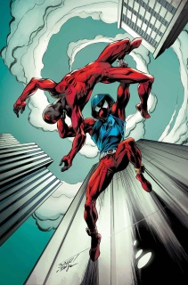 Ben Reilly: The Scarlet Spider #5