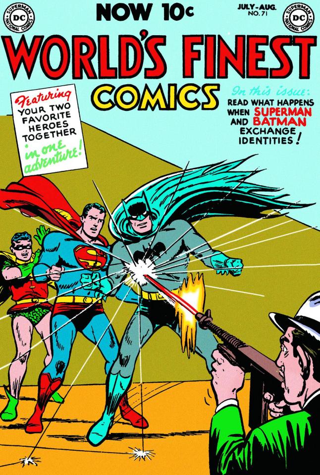 Batman / Superman Silver Age Omnibus Vol. 1