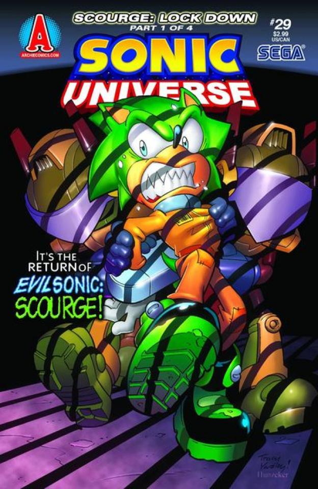 Sonic Universe #29