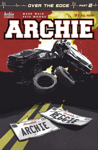 Archie #21 (Matthew Dow Smith Cover)