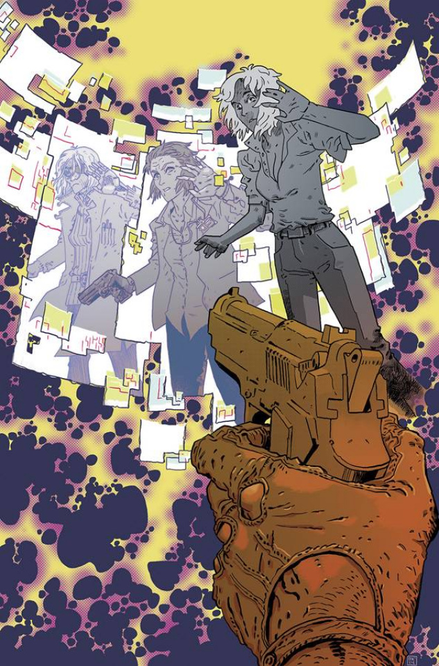 Deep State #5 (15 Copy Shalvey Cover)