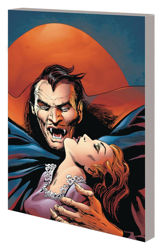 The Tomb of Dracula Vol. 4 (Complete Collection)