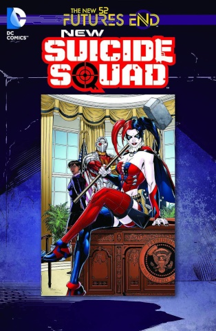 New Suicide Squad: Future's End #1 (Standard Cover)
