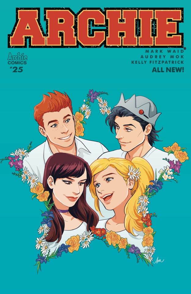 Archie #25 (Audrey Mok Cover)