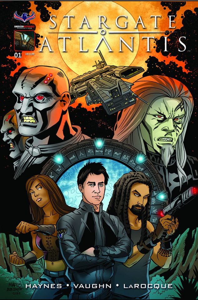 Stargate Atlantis: Gateways #1
