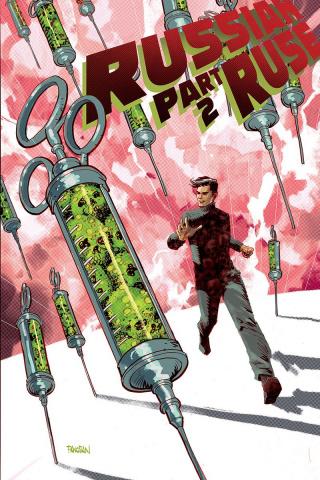 James Bond: Origin #8 (10 Copy Panosian Virgin Cover)