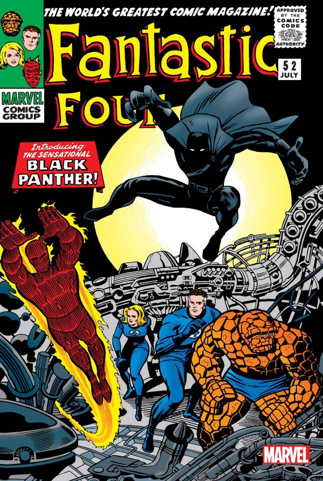 King in Black: Black Panther #1 (True Believers)