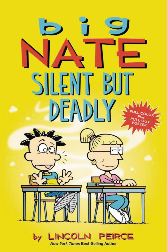 Big Nate: Silent But Deadly